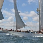 Superyachts racing