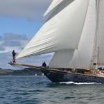 Superyachts racing