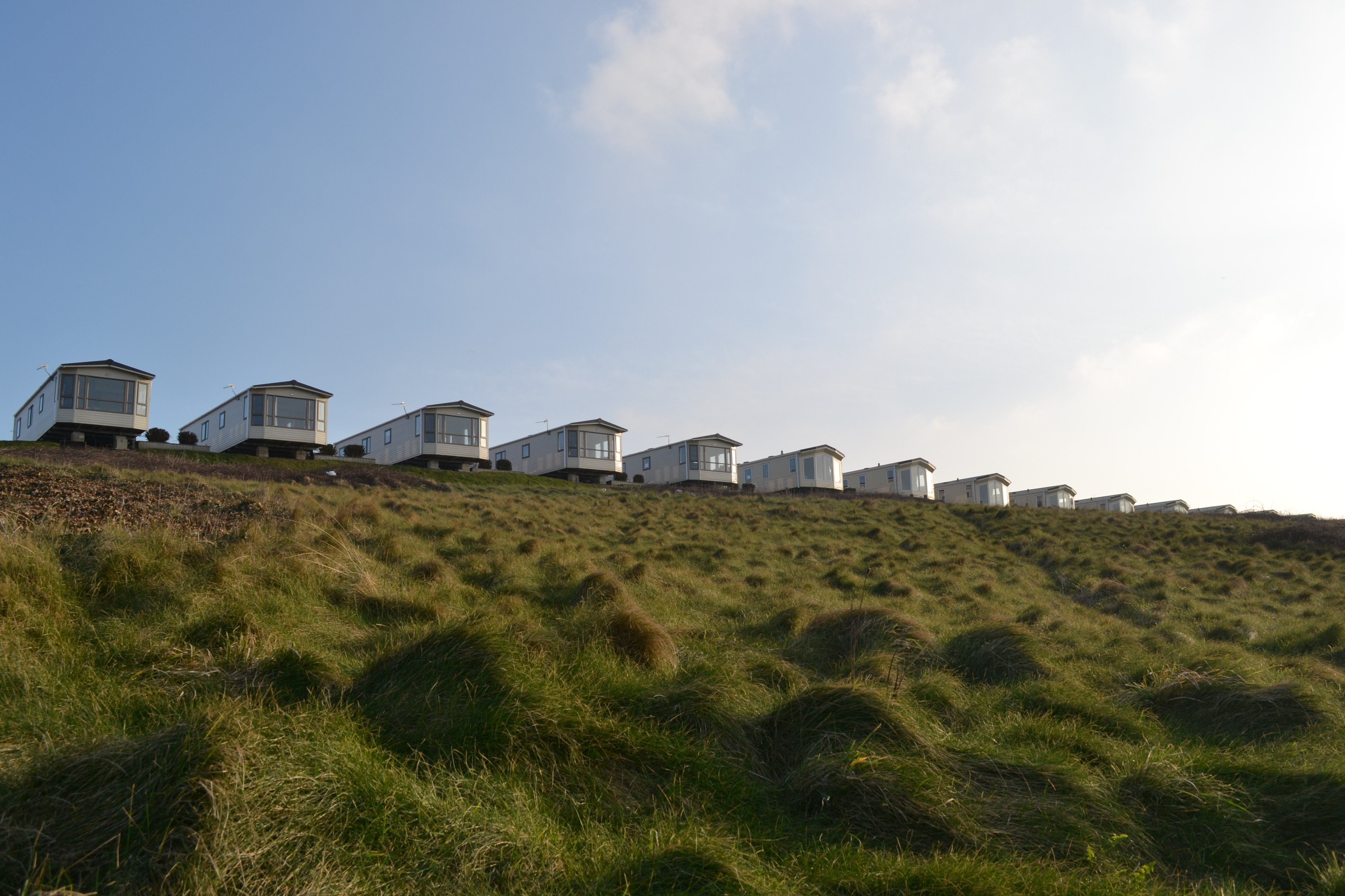 Chalets at Gwithian