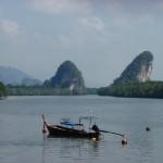 Krabi River, Thailand